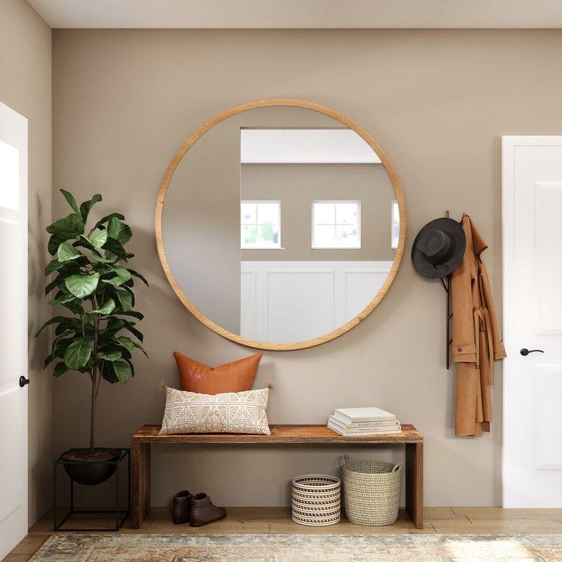 Ako a kam umiestniť zrkadlá vo vašej domácnosti